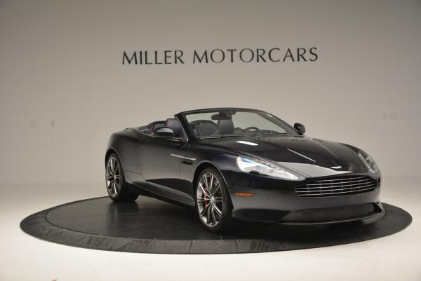 Used 2014 Aston Martin DB9 Volante for sale Sold at Aston Martin of Greenwich in Greenwich CT 06830 11