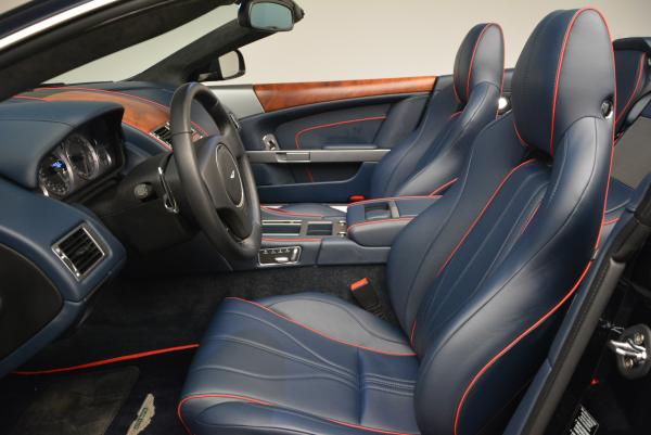Used 2014 Aston Martin DB9 Volante for sale Sold at Aston Martin of Greenwich in Greenwich CT 06830 13