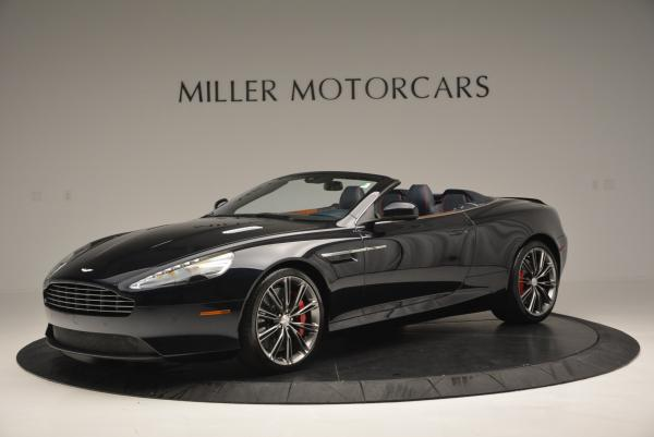 Used 2014 Aston Martin DB9 Volante for sale Sold at Aston Martin of Greenwich in Greenwich CT 06830 2