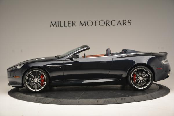 Used 2014 Aston Martin DB9 Volante for sale Sold at Aston Martin of Greenwich in Greenwich CT 06830 3