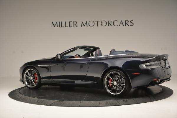 Used 2014 Aston Martin DB9 Volante for sale Sold at Aston Martin of Greenwich in Greenwich CT 06830 4