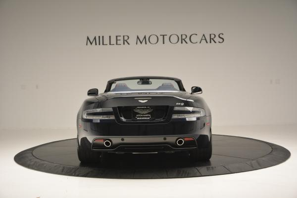 Used 2014 Aston Martin DB9 Volante for sale Sold at Aston Martin of Greenwich in Greenwich CT 06830 6