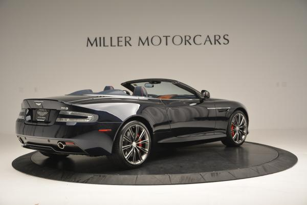 Used 2014 Aston Martin DB9 Volante for sale Sold at Aston Martin of Greenwich in Greenwich CT 06830 8