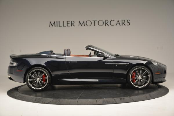 Used 2014 Aston Martin DB9 Volante for sale Sold at Aston Martin of Greenwich in Greenwich CT 06830 9