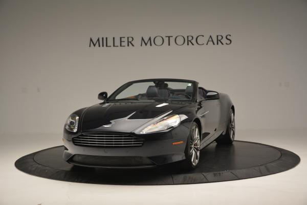 Used 2014 Aston Martin DB9 Volante for sale Sold at Aston Martin of Greenwich in Greenwich CT 06830 1