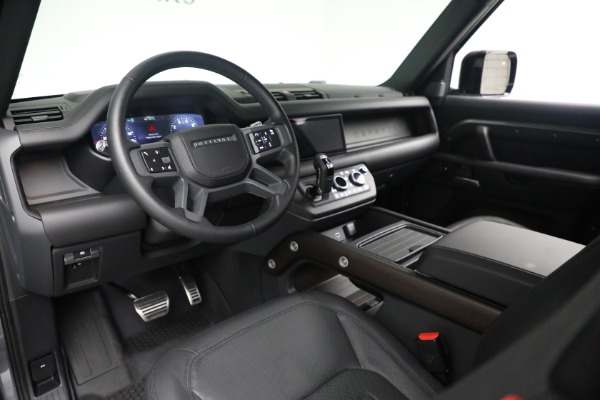 Used 2021 Land Rover Defender 90 X for sale Call for price at Aston Martin of Greenwich in Greenwich CT 06830 10