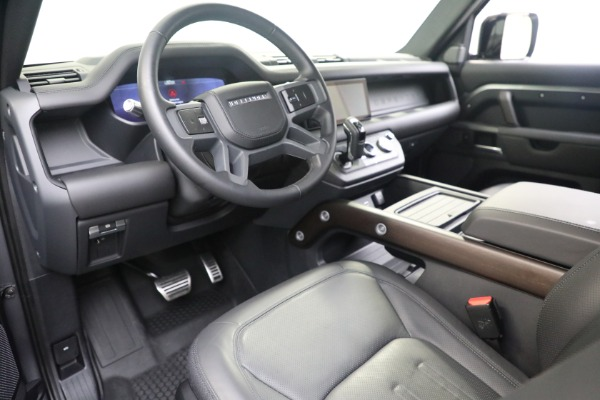 Used 2021 Land Rover Defender 90 X for sale Call for price at Aston Martin of Greenwich in Greenwich CT 06830 14