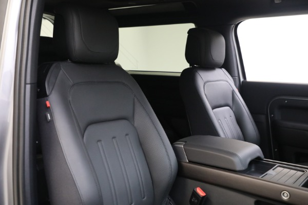 Used 2021 Land Rover Defender 90 X for sale Call for price at Aston Martin of Greenwich in Greenwich CT 06830 16