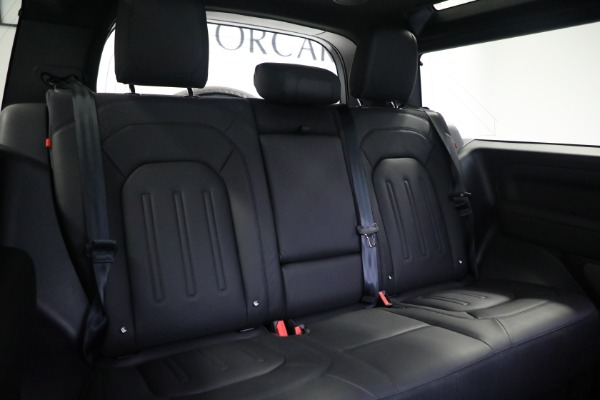 Used 2021 Land Rover Defender 90 X for sale Call for price at Aston Martin of Greenwich in Greenwich CT 06830 18