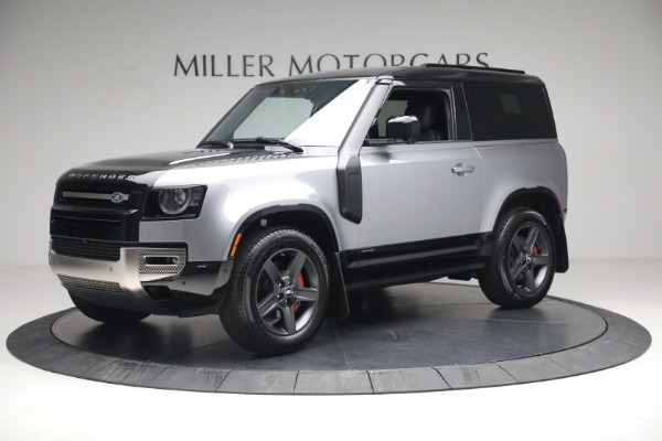 Used 2021 Land Rover Defender 90 X for sale Call for price at Aston Martin of Greenwich in Greenwich CT 06830 2