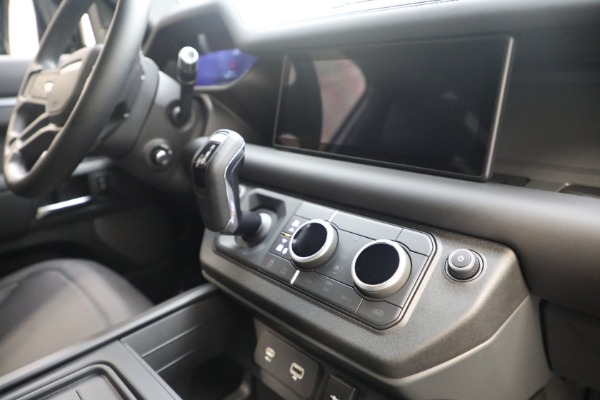 Used 2021 Land Rover Defender 90 X for sale Call for price at Aston Martin of Greenwich in Greenwich CT 06830 20