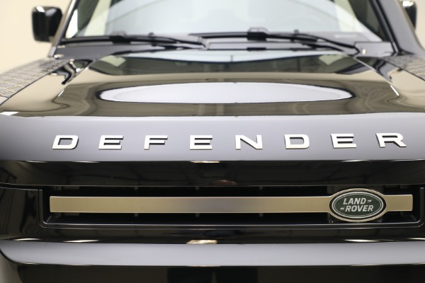 Used 2021 Land Rover Defender 90 X for sale Call for price at Aston Martin of Greenwich in Greenwich CT 06830 23