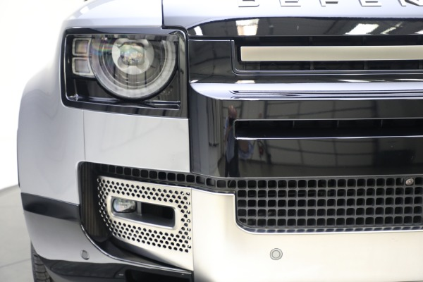 Used 2021 Land Rover Defender 90 X for sale Call for price at Aston Martin of Greenwich in Greenwich CT 06830 24