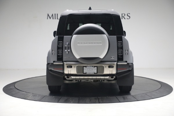 Used 2021 Land Rover Defender 90 X for sale Call for price at Aston Martin of Greenwich in Greenwich CT 06830 9