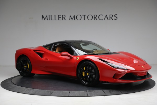 Used 2021 Ferrari F8 Tributo for sale Call for price at Aston Martin of Greenwich in Greenwich CT 06830 10