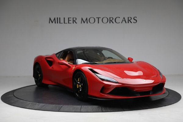 Used 2021 Ferrari F8 Tributo for sale Call for price at Aston Martin of Greenwich in Greenwich CT 06830 11