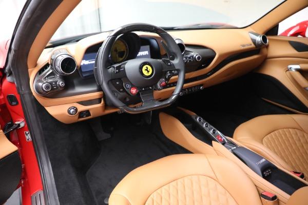 Used 2021 Ferrari F8 Tributo for sale Call for price at Aston Martin of Greenwich in Greenwich CT 06830 13