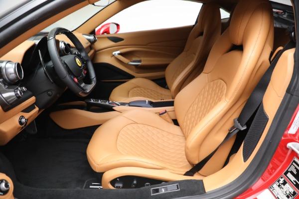 Used 2021 Ferrari F8 Tributo for sale Call for price at Aston Martin of Greenwich in Greenwich CT 06830 14