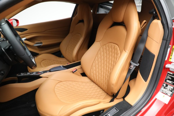 Used 2021 Ferrari F8 Tributo for sale Call for price at Aston Martin of Greenwich in Greenwich CT 06830 15