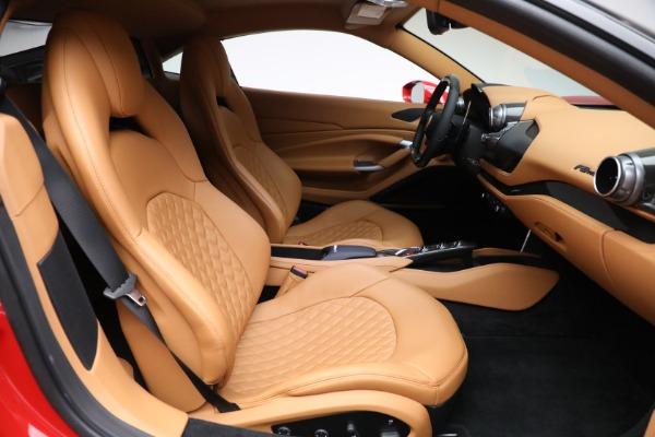 Used 2021 Ferrari F8 Tributo for sale Call for price at Aston Martin of Greenwich in Greenwich CT 06830 18