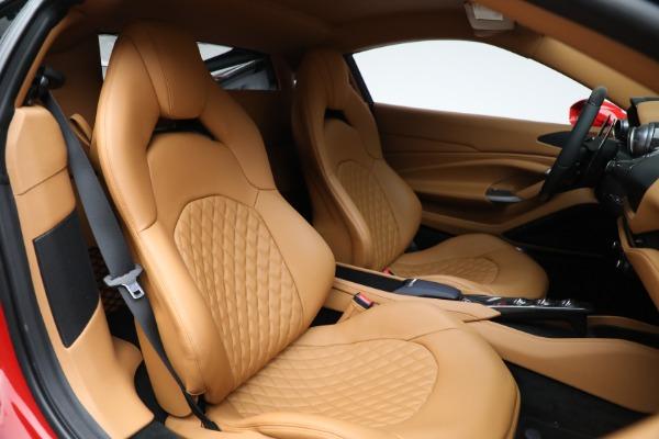 Used 2021 Ferrari F8 Tributo for sale Call for price at Aston Martin of Greenwich in Greenwich CT 06830 19