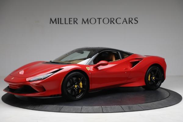 Used 2021 Ferrari F8 Tributo for sale Call for price at Aston Martin of Greenwich in Greenwich CT 06830 2