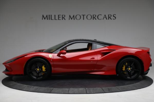 Used 2021 Ferrari F8 Tributo for sale Call for price at Aston Martin of Greenwich in Greenwich CT 06830 3