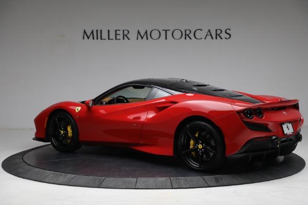 Used 2021 Ferrari F8 Tributo for sale Call for price at Aston Martin of Greenwich in Greenwich CT 06830 4