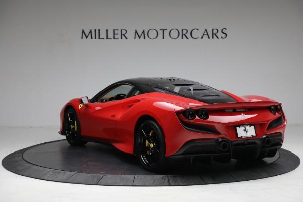 Used 2021 Ferrari F8 Tributo for sale Call for price at Aston Martin of Greenwich in Greenwich CT 06830 5