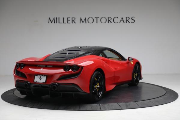 Used 2021 Ferrari F8 Tributo for sale Call for price at Aston Martin of Greenwich in Greenwich CT 06830 7
