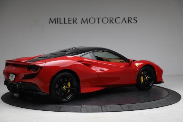 Used 2021 Ferrari F8 Tributo for sale Call for price at Aston Martin of Greenwich in Greenwich CT 06830 8