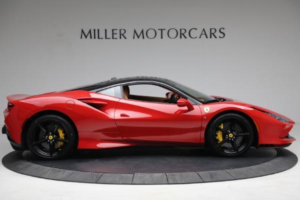 Used 2021 Ferrari F8 Tributo for sale Call for price at Aston Martin of Greenwich in Greenwich CT 06830 9