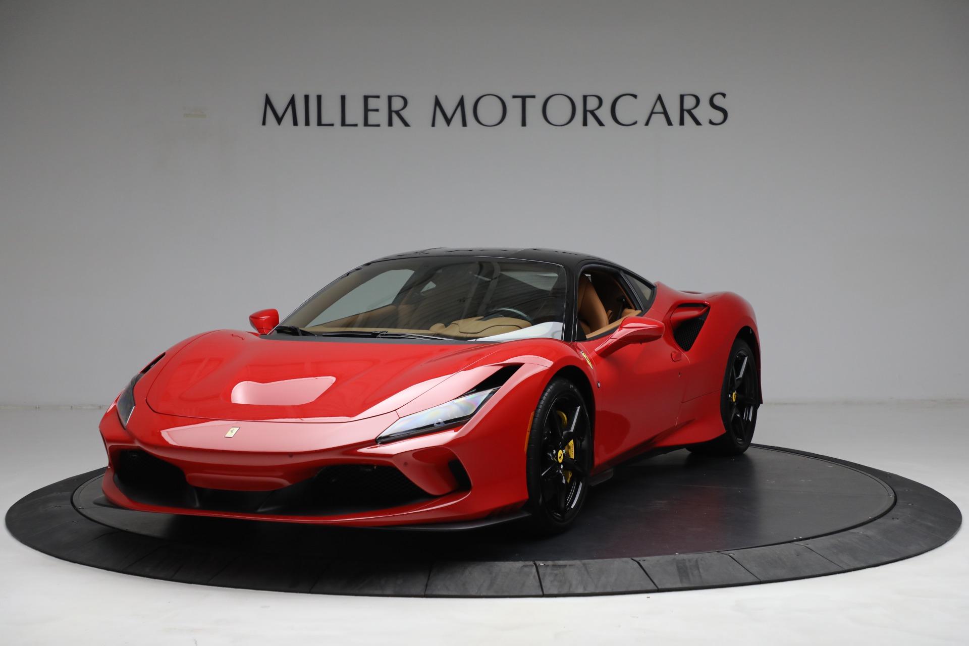 Used 2021 Ferrari F8 Tributo for sale Call for price at Aston Martin of Greenwich in Greenwich CT 06830 1