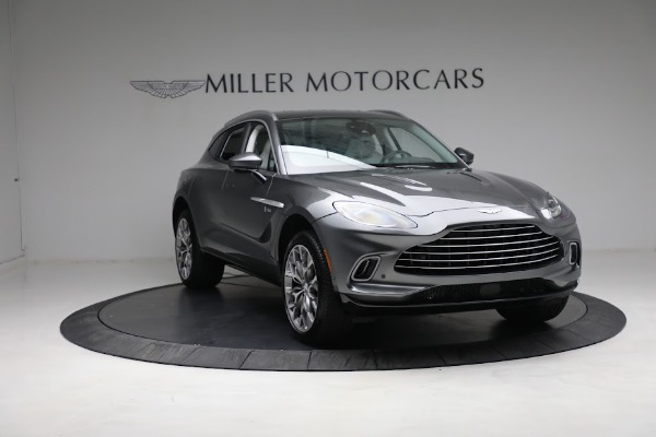 Used 2021 Aston Martin DBX for sale Sold at Aston Martin of Greenwich in Greenwich CT 06830 10