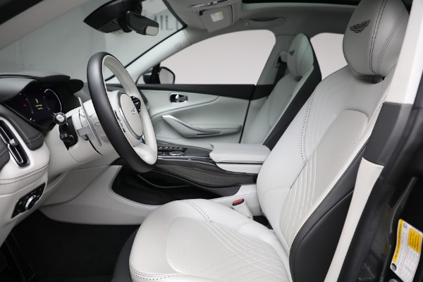 Used 2021 Aston Martin DBX for sale Sold at Aston Martin of Greenwich in Greenwich CT 06830 12
