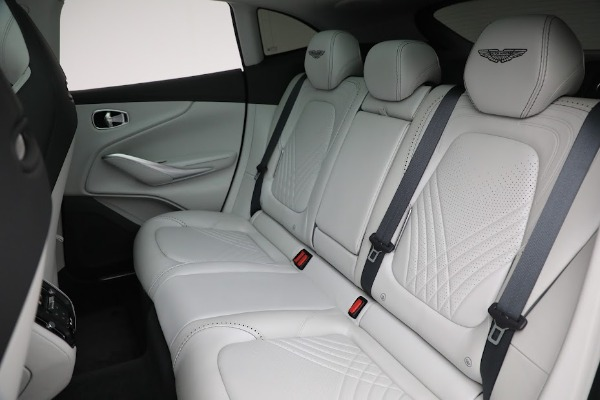 Used 2021 Aston Martin DBX for sale Sold at Aston Martin of Greenwich in Greenwich CT 06830 19