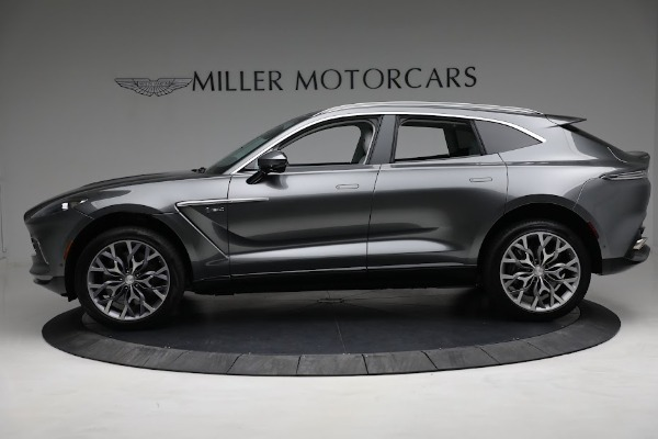 Used 2021 Aston Martin DBX for sale Sold at Aston Martin of Greenwich in Greenwich CT 06830 2