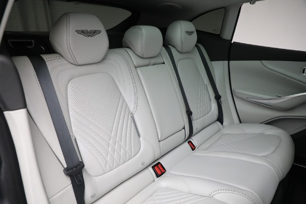 Used 2021 Aston Martin DBX for sale Sold at Aston Martin of Greenwich in Greenwich CT 06830 20