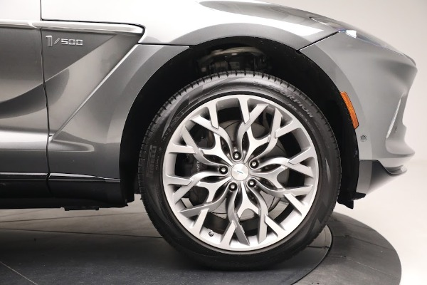 Used 2021 Aston Martin DBX for sale Sold at Aston Martin of Greenwich in Greenwich CT 06830 22