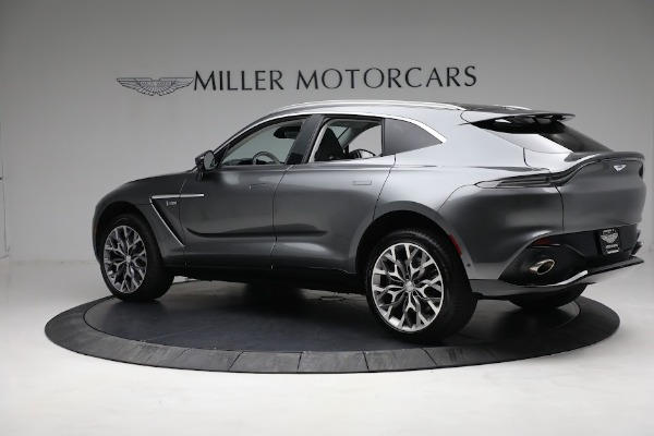 Used 2021 Aston Martin DBX for sale Sold at Aston Martin of Greenwich in Greenwich CT 06830 3