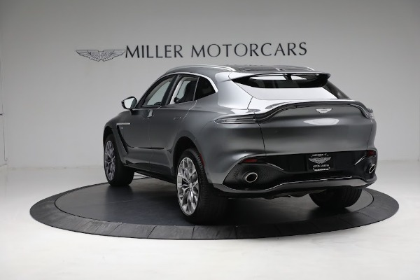 Used 2021 Aston Martin DBX for sale Sold at Aston Martin of Greenwich in Greenwich CT 06830 4