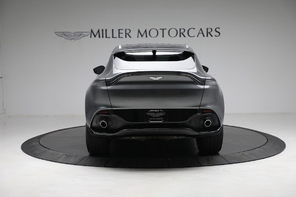 Used 2021 Aston Martin DBX for sale Sold at Aston Martin of Greenwich in Greenwich CT 06830 5