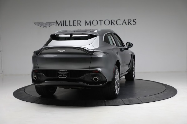 Used 2021 Aston Martin DBX for sale Sold at Aston Martin of Greenwich in Greenwich CT 06830 6