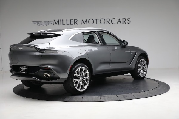 Used 2021 Aston Martin DBX for sale Sold at Aston Martin of Greenwich in Greenwich CT 06830 7