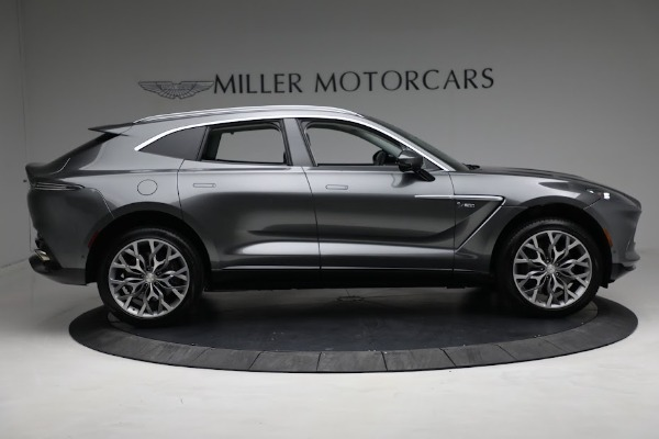 Used 2021 Aston Martin DBX for sale Sold at Aston Martin of Greenwich in Greenwich CT 06830 8