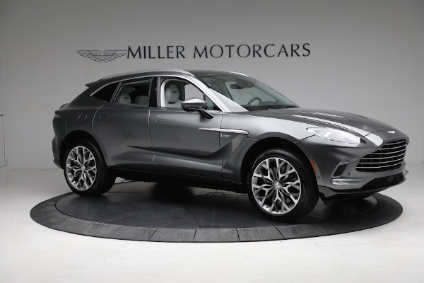 Used 2021 Aston Martin DBX for sale Sold at Aston Martin of Greenwich in Greenwich CT 06830 9