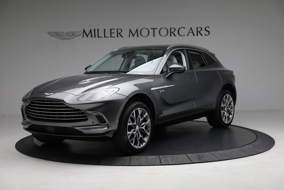 Used 2021 Aston Martin DBX for sale Sold at Aston Martin of Greenwich in Greenwich CT 06830 1