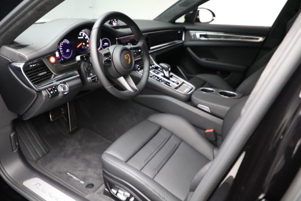 Used 2021 Porsche Panamera Turbo S for sale Call for price at Aston Martin of Greenwich in Greenwich CT 06830 17