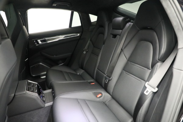 Used 2021 Porsche Panamera Turbo S for sale Call for price at Aston Martin of Greenwich in Greenwich CT 06830 22