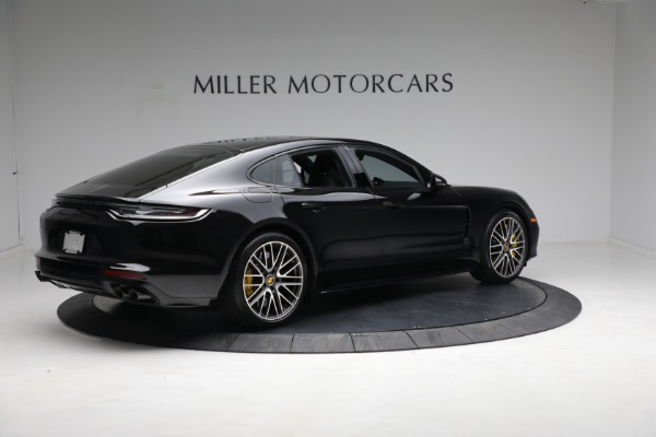 Used 2021 Porsche Panamera Turbo S for sale Call for price at Aston Martin of Greenwich in Greenwich CT 06830 7